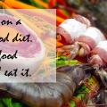 diät diet jojo kur seafood stoffwechsel
