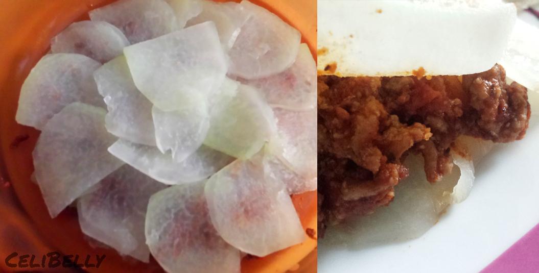 kohlrabi lasagne no carb rinderhack geschichtet hcg kurkonform